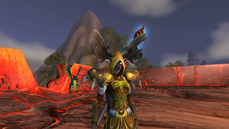 Psychocandy in her full 8-pieces of Druid T2, with Onyxia Scale Cloak and Shadow Wing Focus Staff