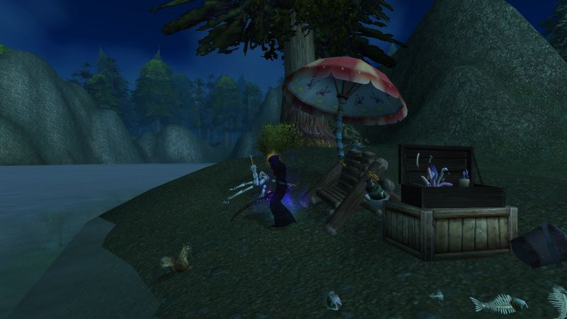 Anexxia has gone fishing. BBL