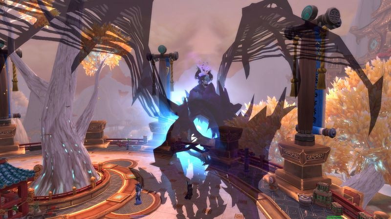 shadow priest on Bloodbathed Frostbrood Vanquisher mount