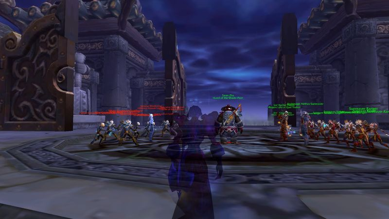 Can't we all just get along? This means YOU, Lady Jaina Proudmore.