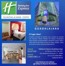 Holiday Inn Express Guadalajara Expo Gu Turstica