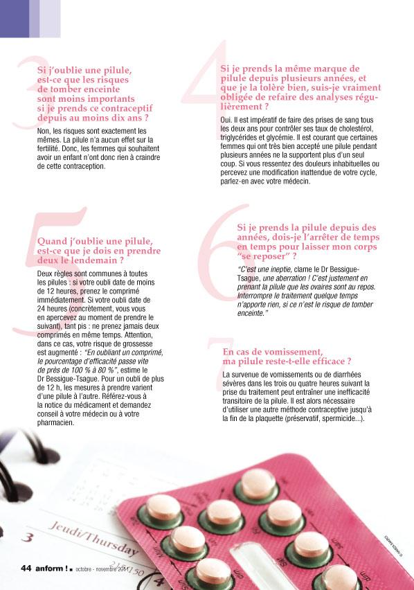 Effet De La Pilule Sur Le Corps : effet, pilule, corps, Index, /magazine/REU/N05