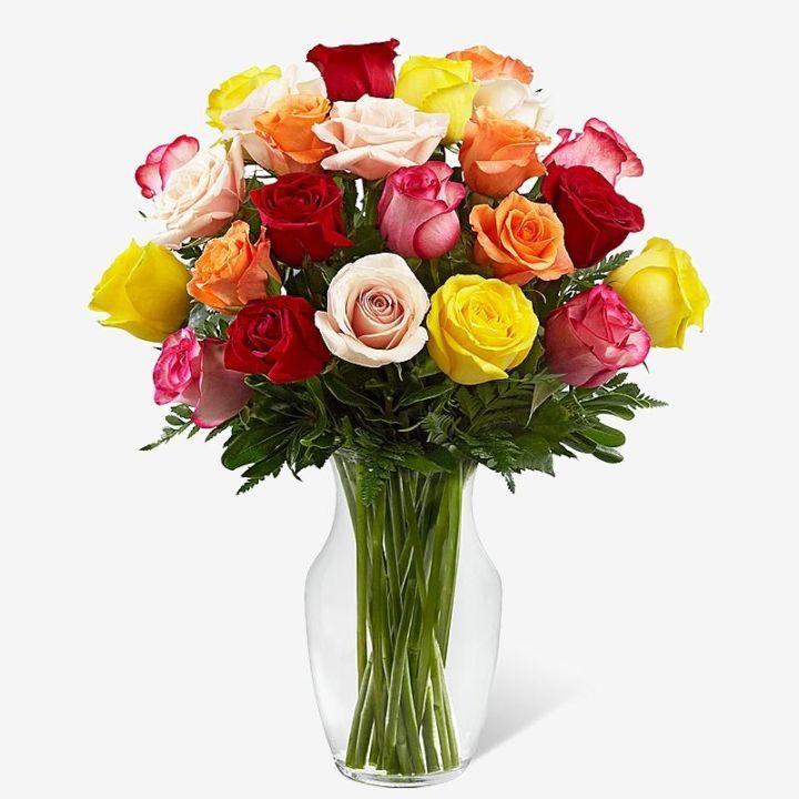 Чарующие розы