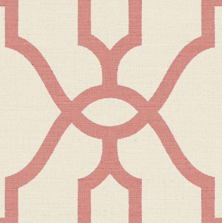 Magnolia home woven trellis peel and stick wallpaper