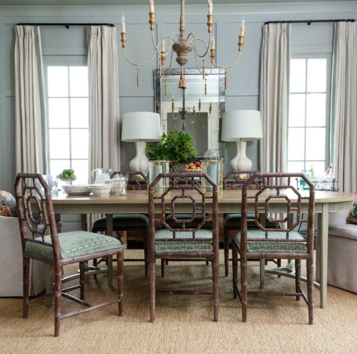 Maggie Griffin grandmillennial Dining Room