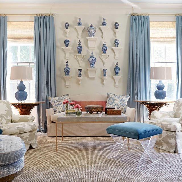 Janie Molster Designs wall bracket display