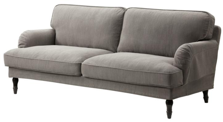IKEA Stocksund in gray