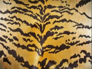 Scalamandre Lee Tigre fabric