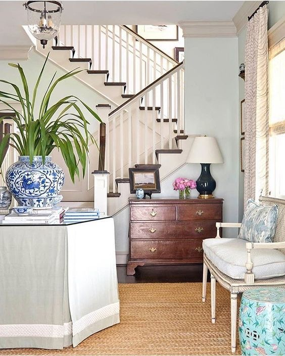 Amy Berry entryway