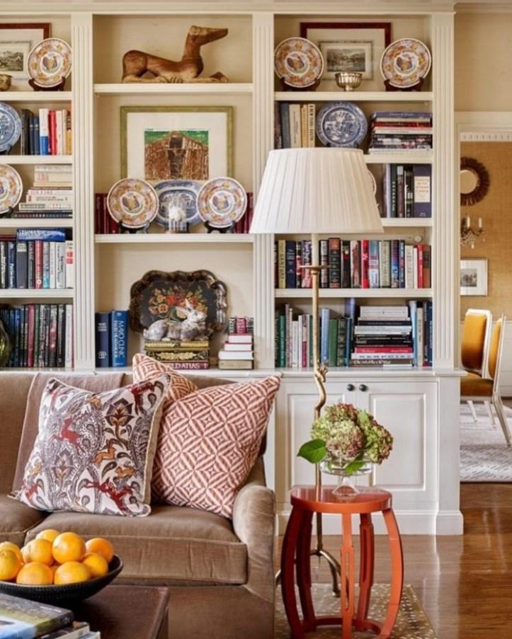 James T. Farmer living room