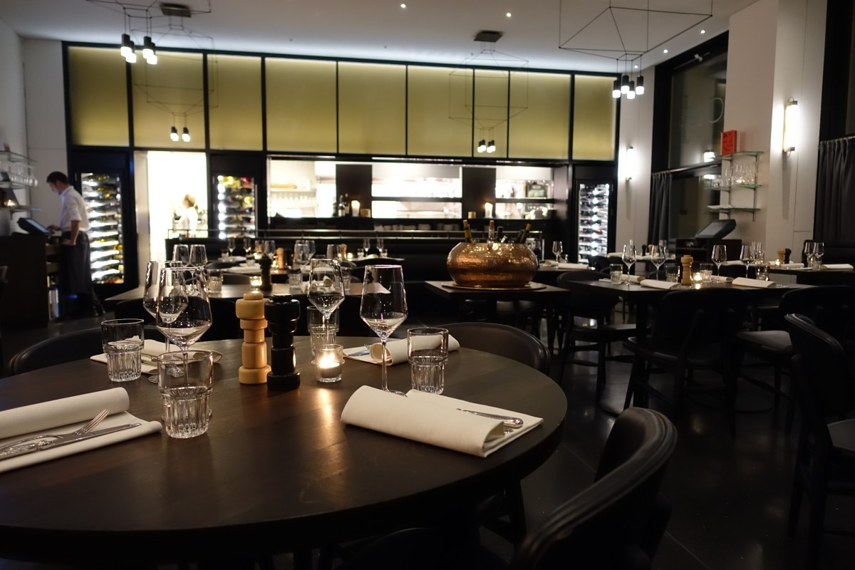 Diner Küche | Diner Kuche In Diesem Restaurant Auf Binz Speisen Sie So Gut Wie