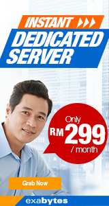 Instant Dedicated Server