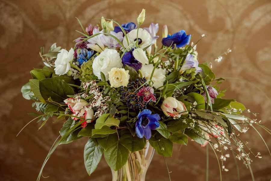 Blumenstrue direkt vom Florist online bestellen