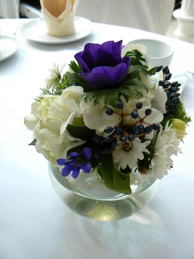 Blumengestecke Blumenschmuck  Deko fr jeden Anlass