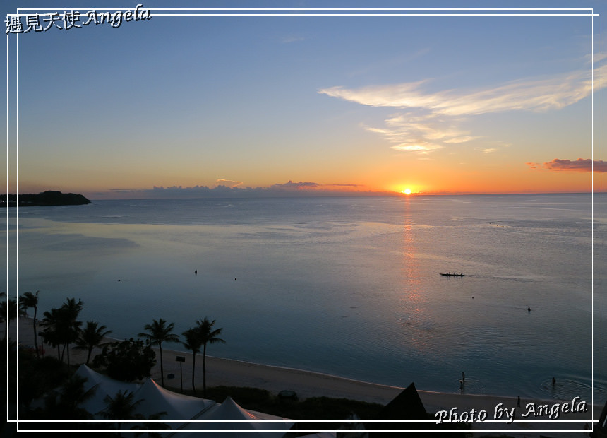 關島住宿推薦 關島最新的五星級飯店 Dusit Thani Guam Resort 都喜天麗渡假村 - 遇見天使~Angela