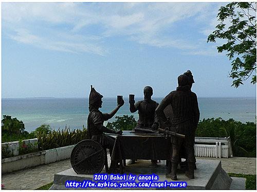 菲律賓自由行‧薄荷島包車遊 - 遇見天使~Angela