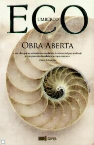 Capa Livro Obra Aberta - Umberto Eco 20-02-2016
