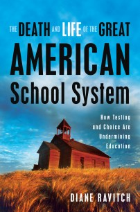 Diane Ravitch's book made news when it was released for her reversal on the value of public schools. Coverage ran in The New York Times-- a major interview with their education reporter--The Wall Street Journal, and NPR.
