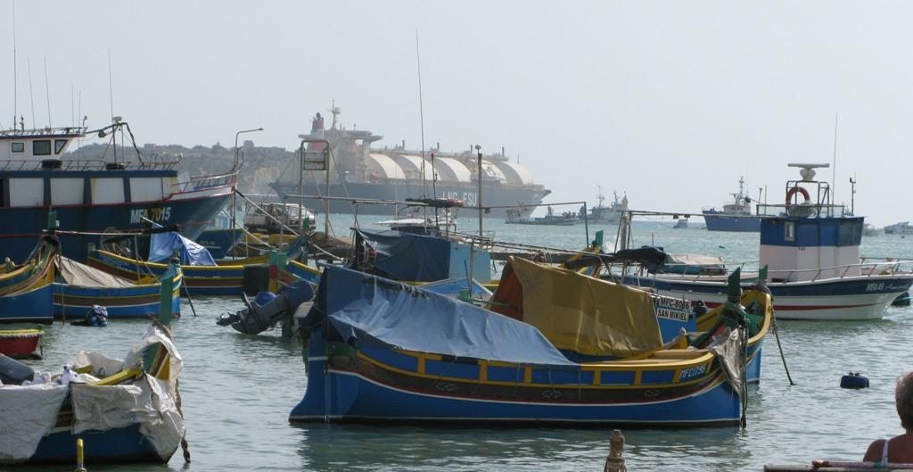 Marsaxlokk. Fascinantul sat pescăresc cu bărci colorate
