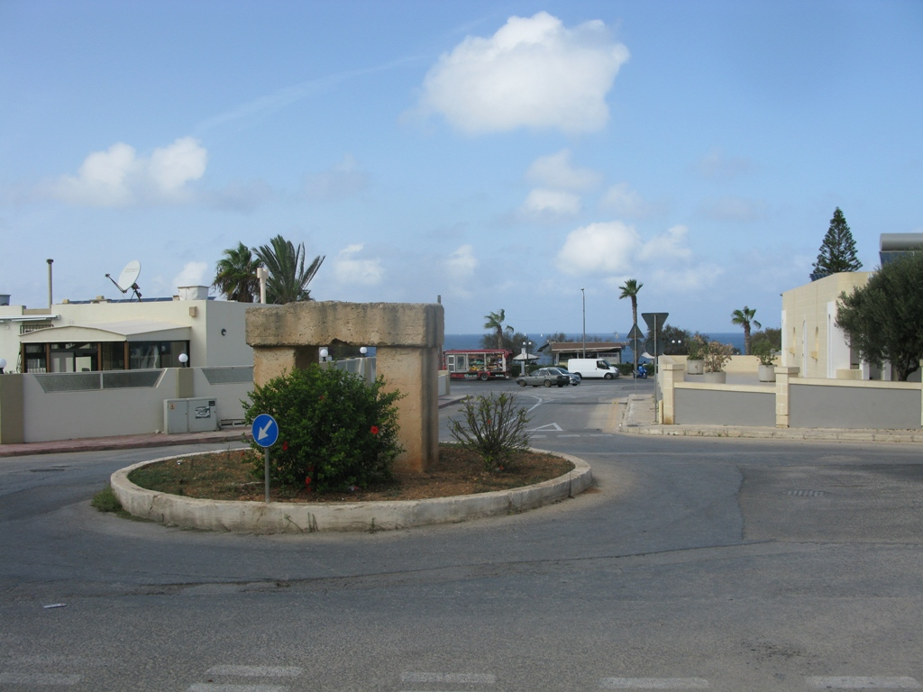 Stațiunea malteză Qawra-Bugibba