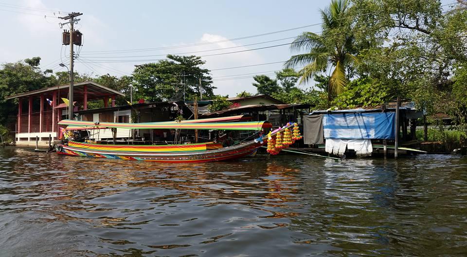 Piata plutitoare Damnoen Saduak