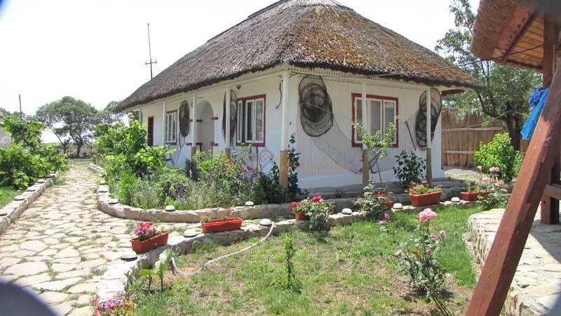 Paste in Delta Dunarii