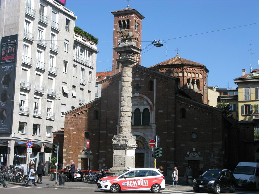 în Milano
