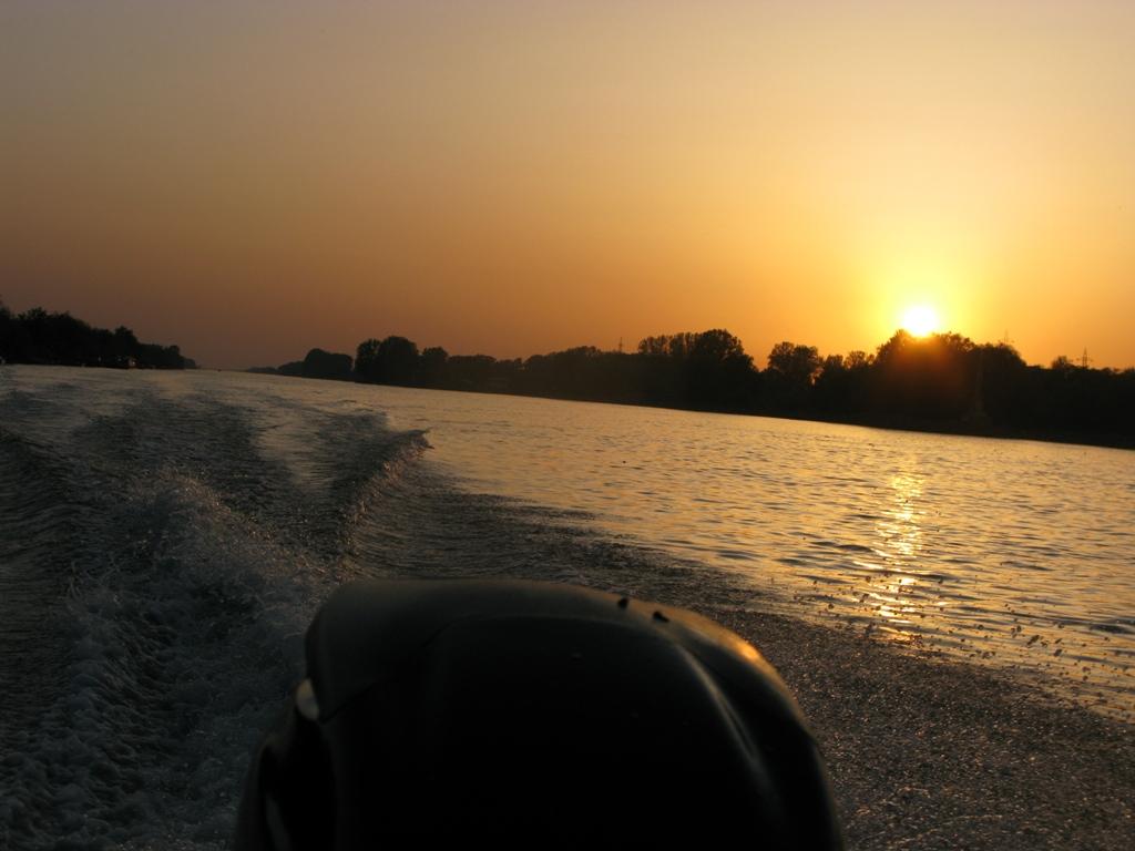 Delta Dunării în imagini