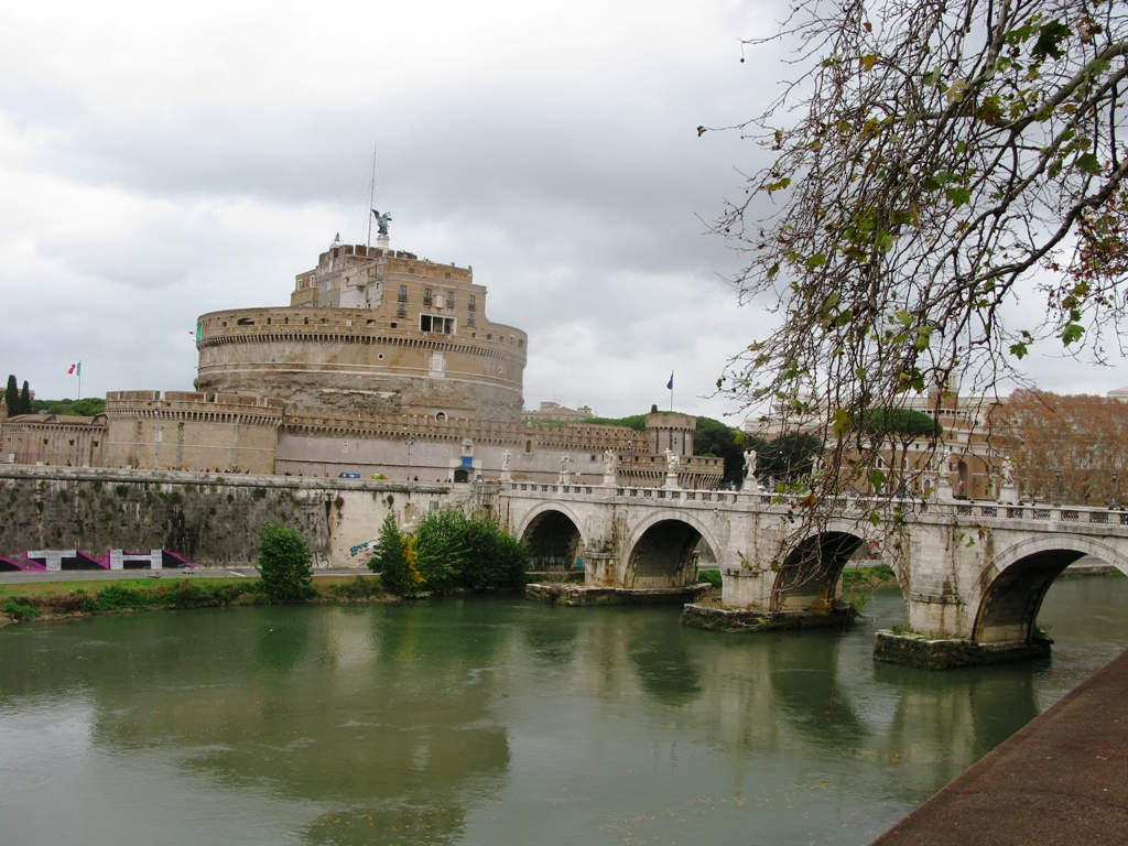 Castel Sant'Angelo - Roma Transfer aeoport - Roma