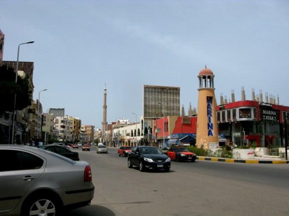 Hurghada Uber în Egipt
