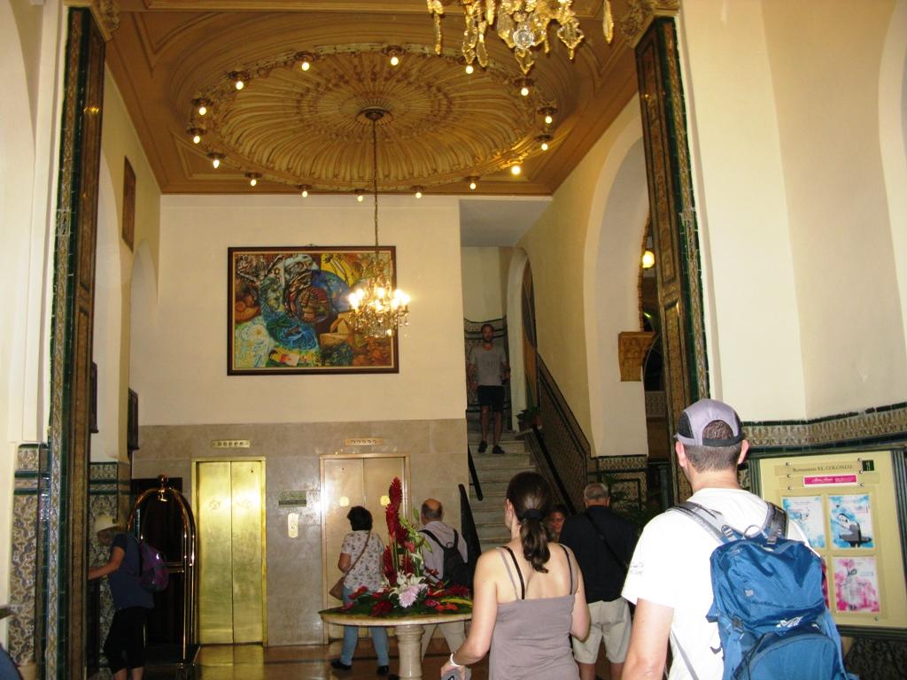 Hotel Inglatera - Havana - Cuba