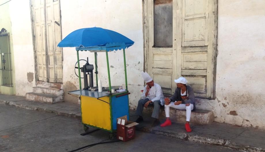Mâncare cubaneză