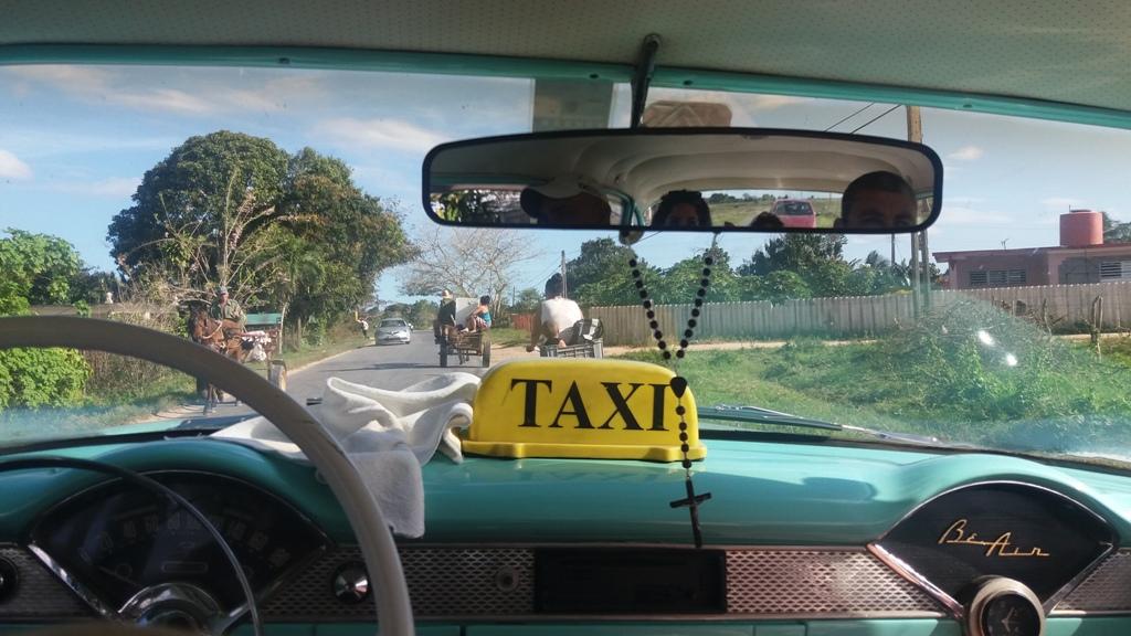 transportul prin Cuba