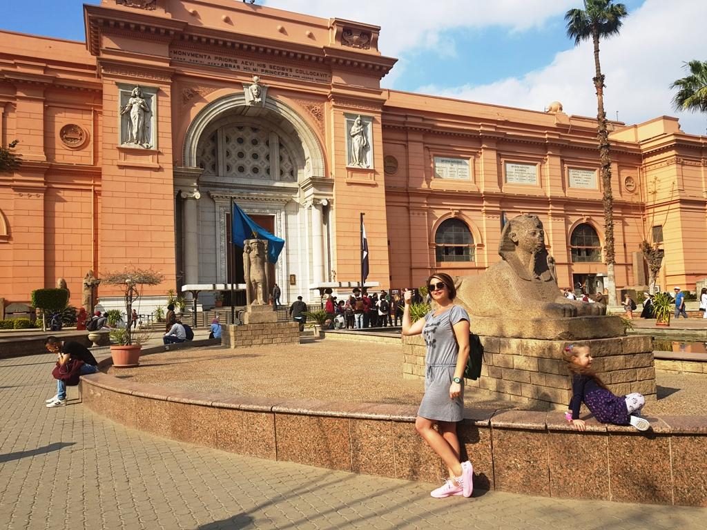 3 zile în Cairo