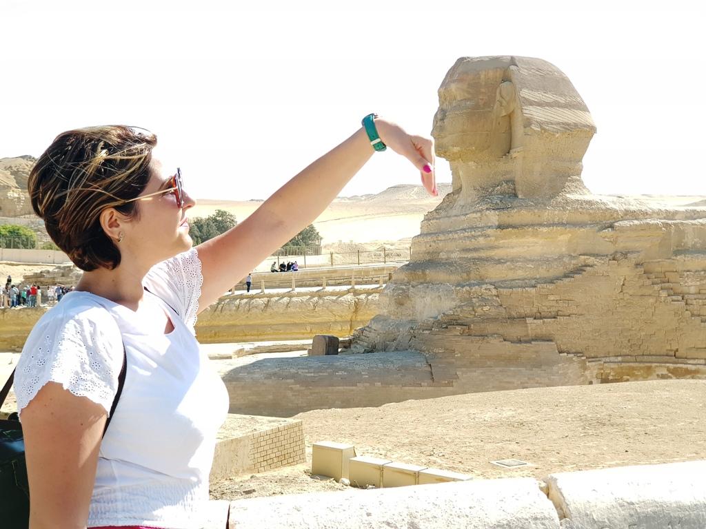 La Piramide pe cont propriu - Sfinx