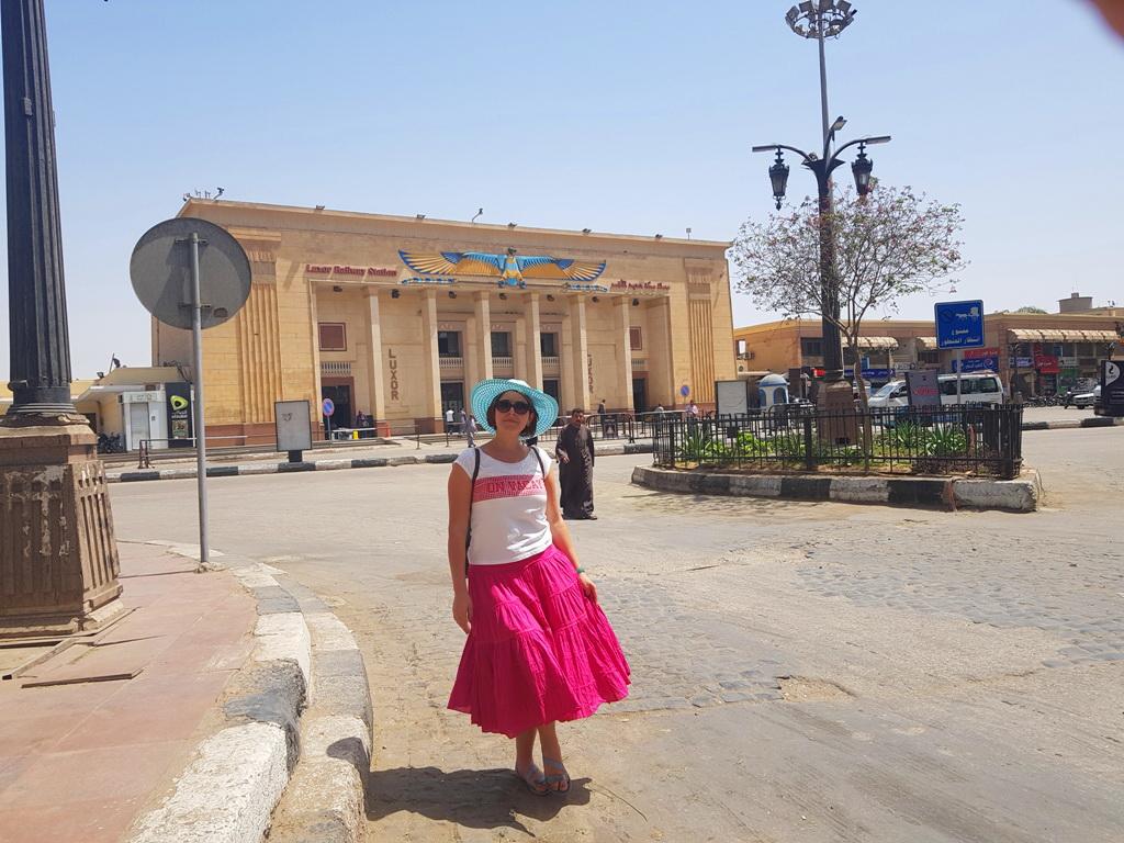 Cu trenul prin Egipt. 14 ore cu Express-ul de noapte de la Cairo la Aswan