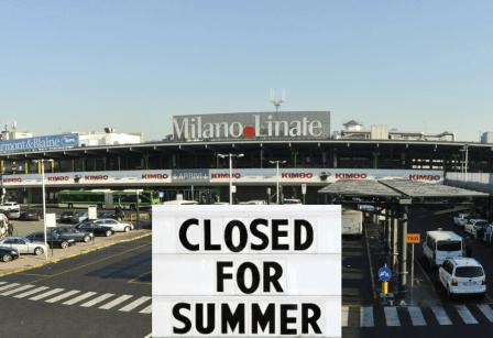 Aeroportul Internaționat Milano Linate
