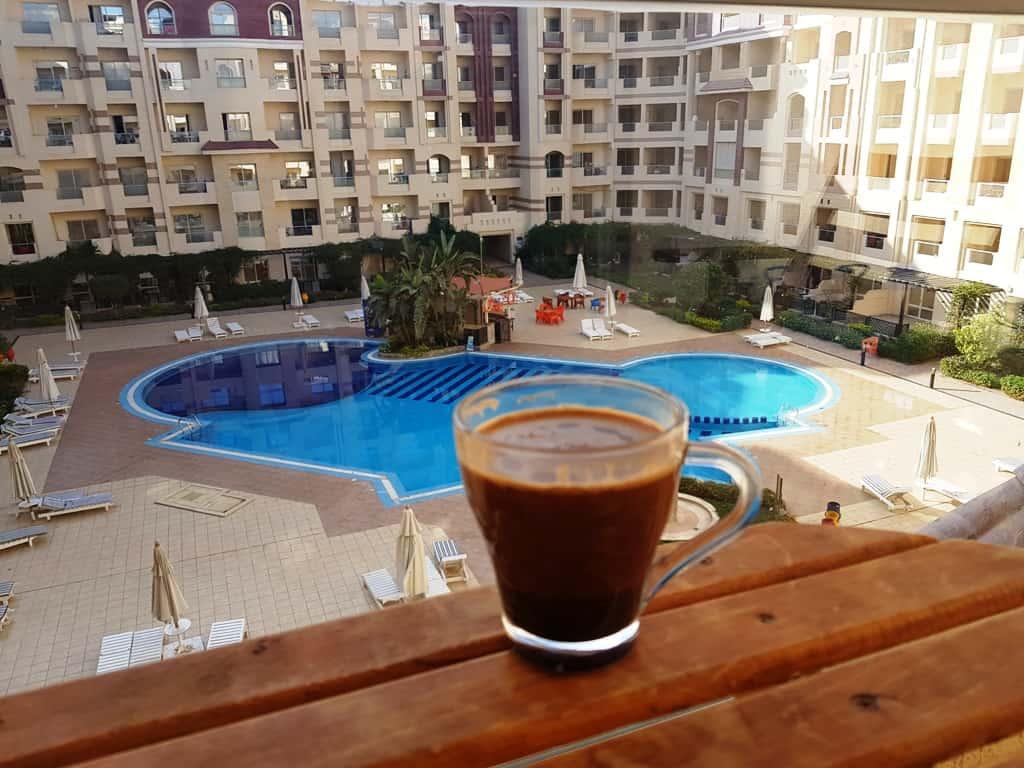O lună în Egipt pe cont propriu- Cazare apartament Florenza Kamsin