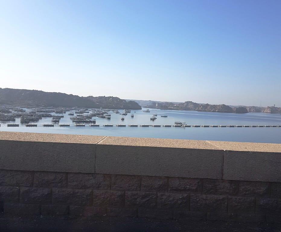 Barajul Vechi de la Aswan