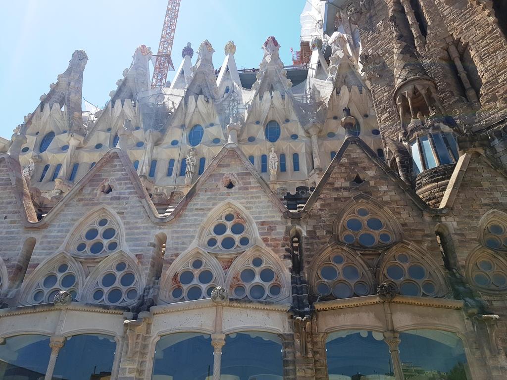 Sagrada Familia - exterior