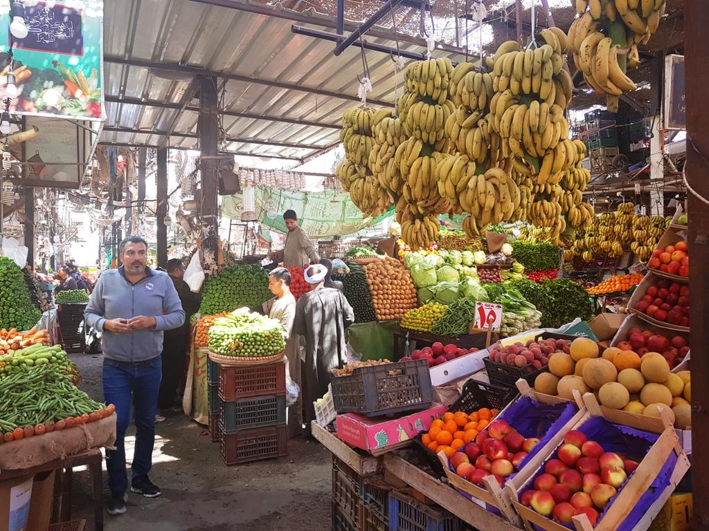 El Dahar Market - Hurghada. 10 locuri must see în Egipt