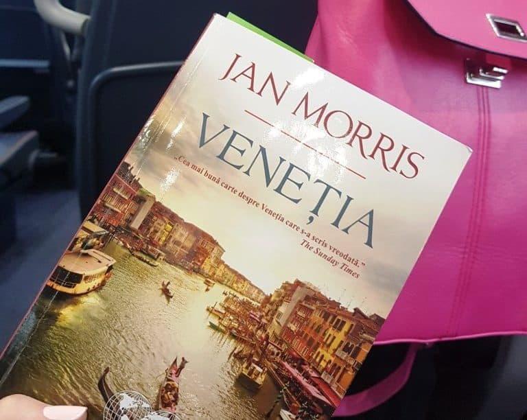Veneția văzută prin ochii lui Jan Morris