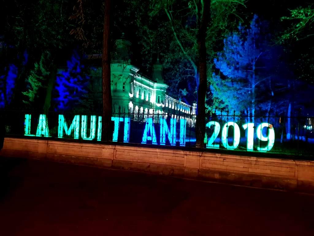 Sugestie pentru Revelion: Chișinău!