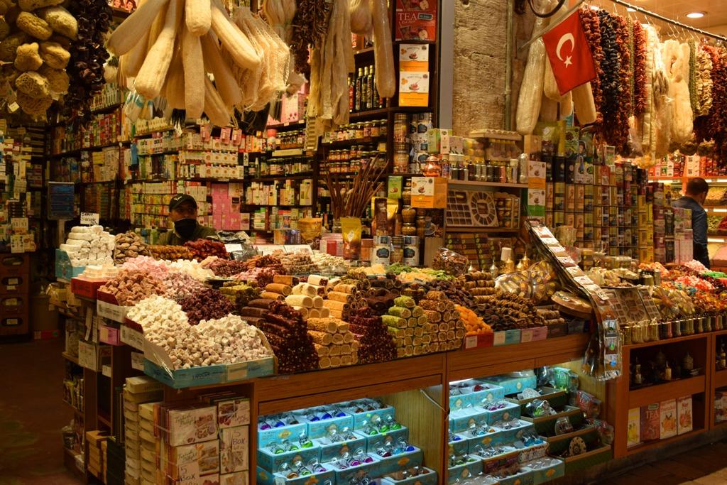Rahat turcesc și iar rahat