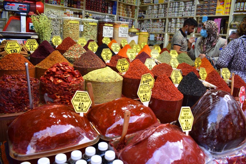 Bazarurile din Istanbul