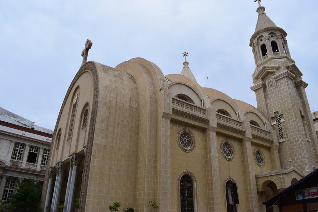 Catredrala Ortodoxă Coptă Sf. Marcu  - Alexandria