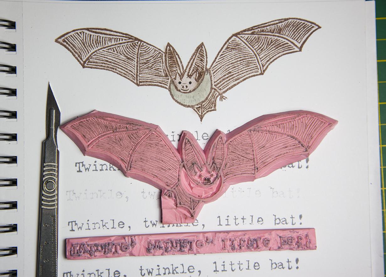Twinkle Twinkle Little Bat!