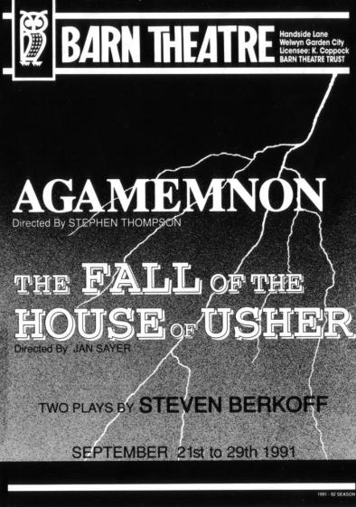 agamemnon-and-the-fall-of-the-house-of-usher-programme-cover