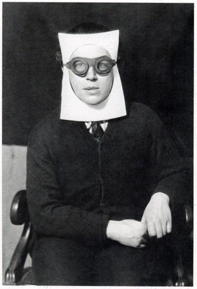 André Breton - 1930 by Man Ray