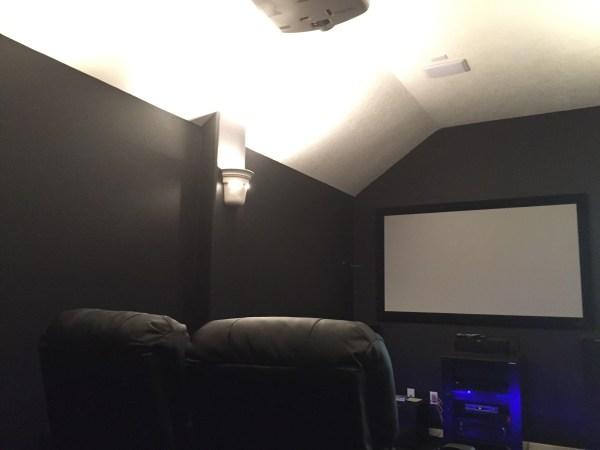 Media Room Remodel